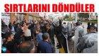 Cumhurbaşkanı Erdoğan Van'da Protesto edildi