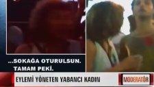 Gezi Parkı Eylemlerindeki Esrarengiz Kadın - Beyaz Haber