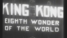 King Kong 1933 - Empire State Binası