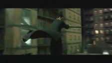 Matrix Reloaded Neo Smith Kapışması