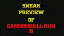 Cannonball Run II Yolun Sonu 2 Film Fragmanı  (1984)