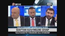 Ümit Özat'ın Galatasaray'ı Kızdırma Çabası
