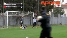 Galatasaray idmanında gol şov!