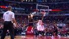 Tristan Thompson'dan müthiş basket