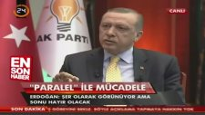Erdoğan - Cemaat İfadesini Kullanma, Örgüt