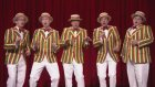 Talk Dirty : The Ragtime Gals - The Tonight Show Starring Jimmy Fallon
