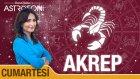 AKREP burcu günlük yorumu bugün 16 Mayıs 2015