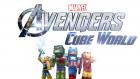 Avengers Cube World