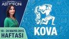 KOVA burcu haftalık yorumu 18-24 Mayıs 2015