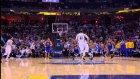 Curry'den akıllara durgunluk veren basket!