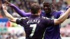 Swensea 2-4 Manchester City (Maç Özeti)