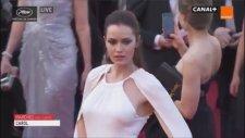 Fahriye Evcen - Cannes (2015) Kırmızı Halı
