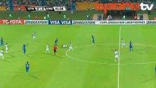 Libertadores'te insanlık dışı faul!