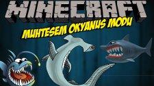 MUHTEŞEM OKYANUS MODU!! -  Minecraft Mod İncelemeleri - Bölüm 12