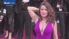 Salma Hayek (2015) Cannes Kırmızı Halı