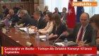 Çavuşoğlu ve Bozkır - Türkiye-Ab Ortaklık Konseyi 53'üncü Toplantısı