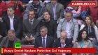Rusya Devlet Başkanı Putin'den Gol Yağmuru