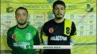 Balaç FC - Ayyıldızspor Basın Toplantısı / SAMSUN / iddaa rakipbul 2015 açılış ligi