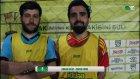 Cafed Spor Vs Çağrı Spor Basın Toplantısı / GAZİANTEP / İddaa Rakipbul 2015 Açılış Ligi
