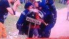 Guimaraes - Benfica maçına polis damga vurdu