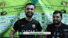1. FC Cumhuriyet    - 2. BARÇALI / İSTANBUL / İDDAA RAKİPBUL AÇILIŞ LİGİ 2015