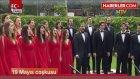 Boğaziçi Caz Korosu'ndan Canlı Yayında 'Gezi' Çıkışı