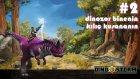Dinostorm | Bölüm 2 Dinozor binenin, kılıç kuşananın