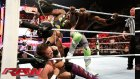 The New Day vs. Cesaro & Tyson Kidd - WWE Tag Team Championship Match: Raw, May 18, 2015