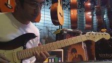 Utku Ulaş Cömert Özgürlüğe Doğru Serdar Öztop Gitar Solo