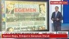 Egemen Bağış, Erdoğan'ın Danışmanı Olacak