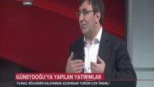 Kalkınma Bakanı Cevdet YILMAZ TRT HABER'e canlı yayın konuğu oldu
