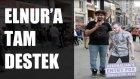 Mustafa Ak'tan Elnur'a Tam Destek!