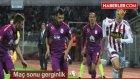 Sivasspor-Galatasaray Maçı Sonrası Arbede Çıktı