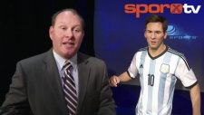 Messi'nin heykelini diktiler!