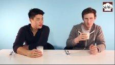 Yabancılar İşkembe Çorbasını Denerse (Şalgam ve Ayran İçerir)