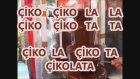 Çikolata Orff Şarkısı Do Minör Nihavend Karaoke Şarkı Sözü Orff Eğitimi