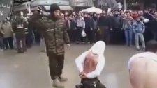 Cumaya Gitmeyenlere IŞİD'in Verdiği Ceza!