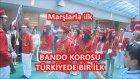 Marşlarla Türkiyenin İlk Bando Korosu Bahçelievler Mektebim Koleji Aykut Öğretmen