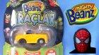 Mighty Beanz Araçlar Serisi Oyuncak Taksi Paketi Açımı