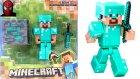 Minecraft Oyuncakları Steve Oyuncak Figür Seti