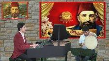 Serdarı Hakan Abdülhamid Han Marşı Osmanlı Padişahı Mehter Marşları Duvar Projeksiyon İle