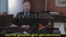 Conan O'Brien Late Night TBS Reklamı