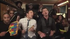 Jimmy Fallon, Robin Thicke & The Roots - Blurred Lines