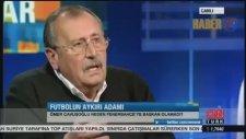 Ömer Çavuşoğlu'ndan Samimi Şike İtirafı