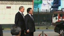 Vladimir Putin'in Garip Halleri