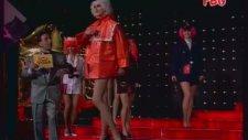 Kız Soyma Yarışması - Soy Kazan (Felekten Bir Gece Programı - 90'lar)