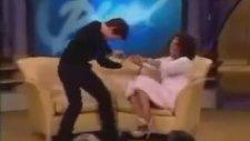 Tom Cruise 'un Oprah Winfrey'de Koltuğa Sıçraması (2005)