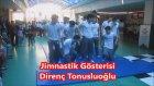 19 Mayıs Jimnastik Gösterisi Bahçelievler Mektebim Koleji Direnç Tonusluoğlu
