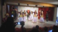 19 Mayıs Kafkas Halk Dansı Hoş Gelişler Ola Bahçelievler Mektebim Koleji