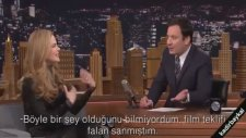 Nicole Kidman'ın Jimmy Fallon'ı Utandıran İtirafı!